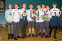 Rotary primary school quiz Perth winners.