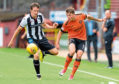Dundee United left-back Jamie Robson is relishing a new wide midfield role and is looking to help his side down Dunfermline tonight.