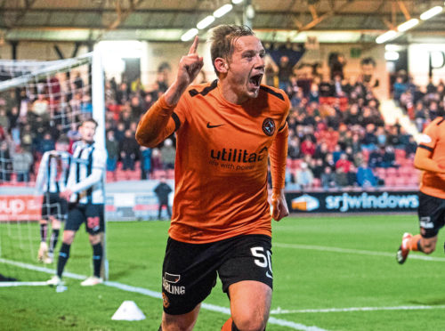 Peter Pawlett reckons United will have plenty to celebrate in the Premiership.