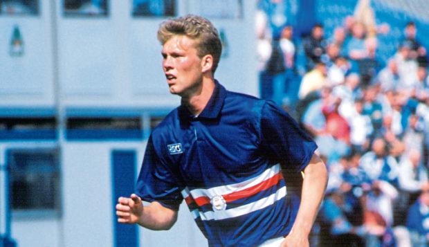 Morten Wieghorst spent three years at Dundee.