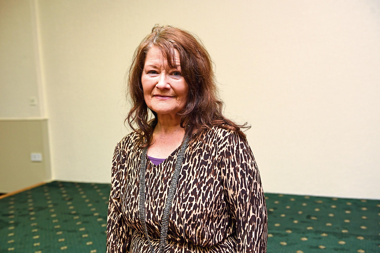 Jennifer Melville of Perth Amateur Operatic Society.