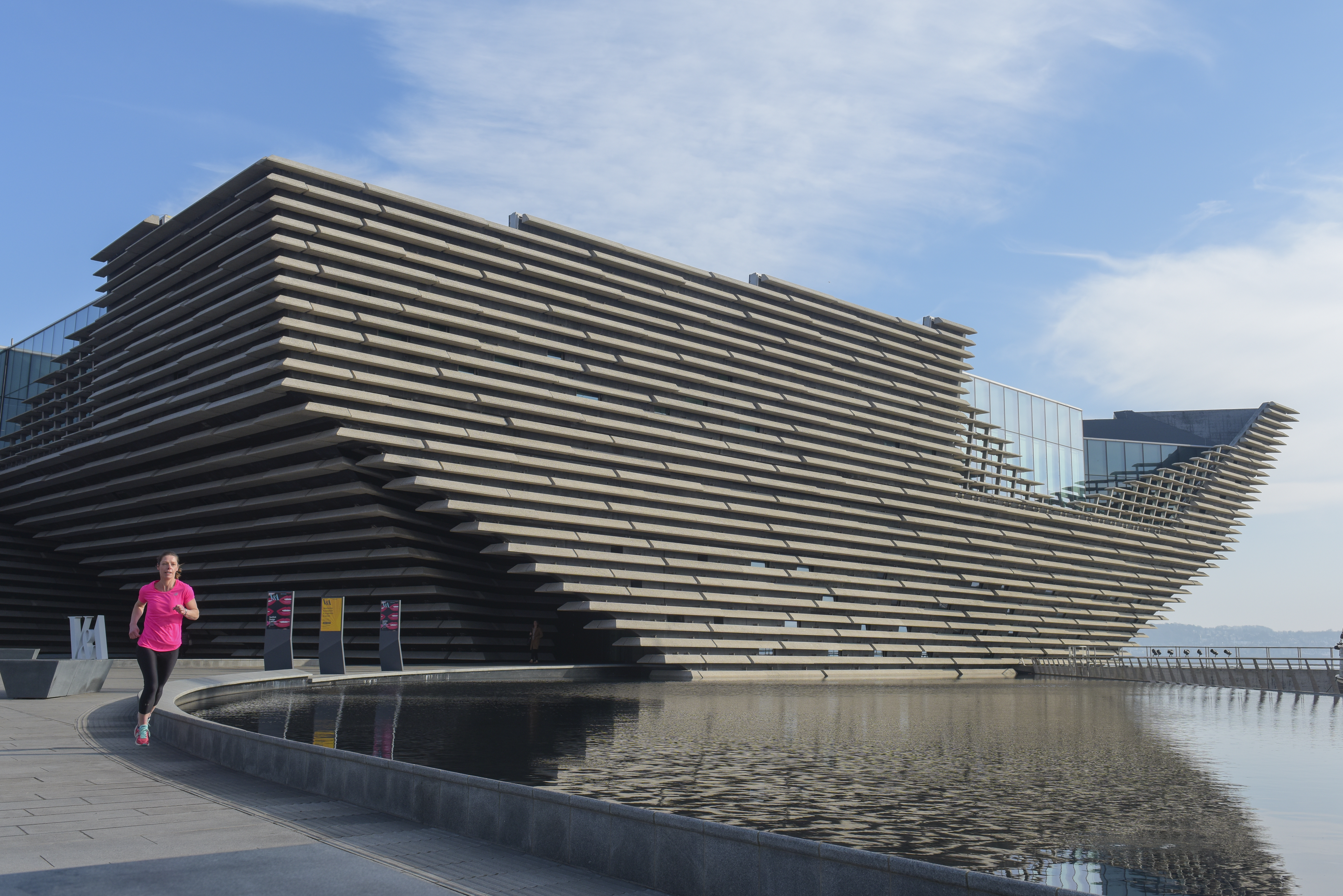 Dundee Soup's event will be held at the V&A
