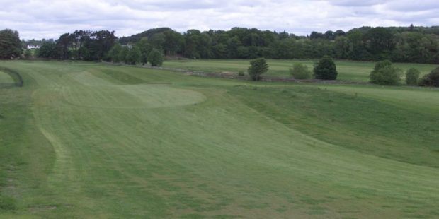 Ballumbie Golf Course.