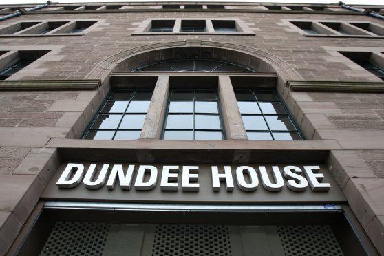 Dundee House.
