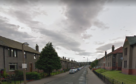 The assault is said to have taken place in an address in Fleming Gardens South in Dundee