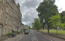 The offence is alleged to have occured on a bus on Forfar Road in Dundee