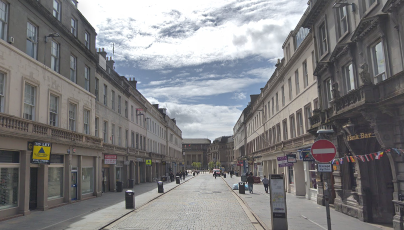 Reform Street (stock image)