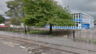 Children are said to have had to take evasive action after the alleged incident outside St Pius Primary School