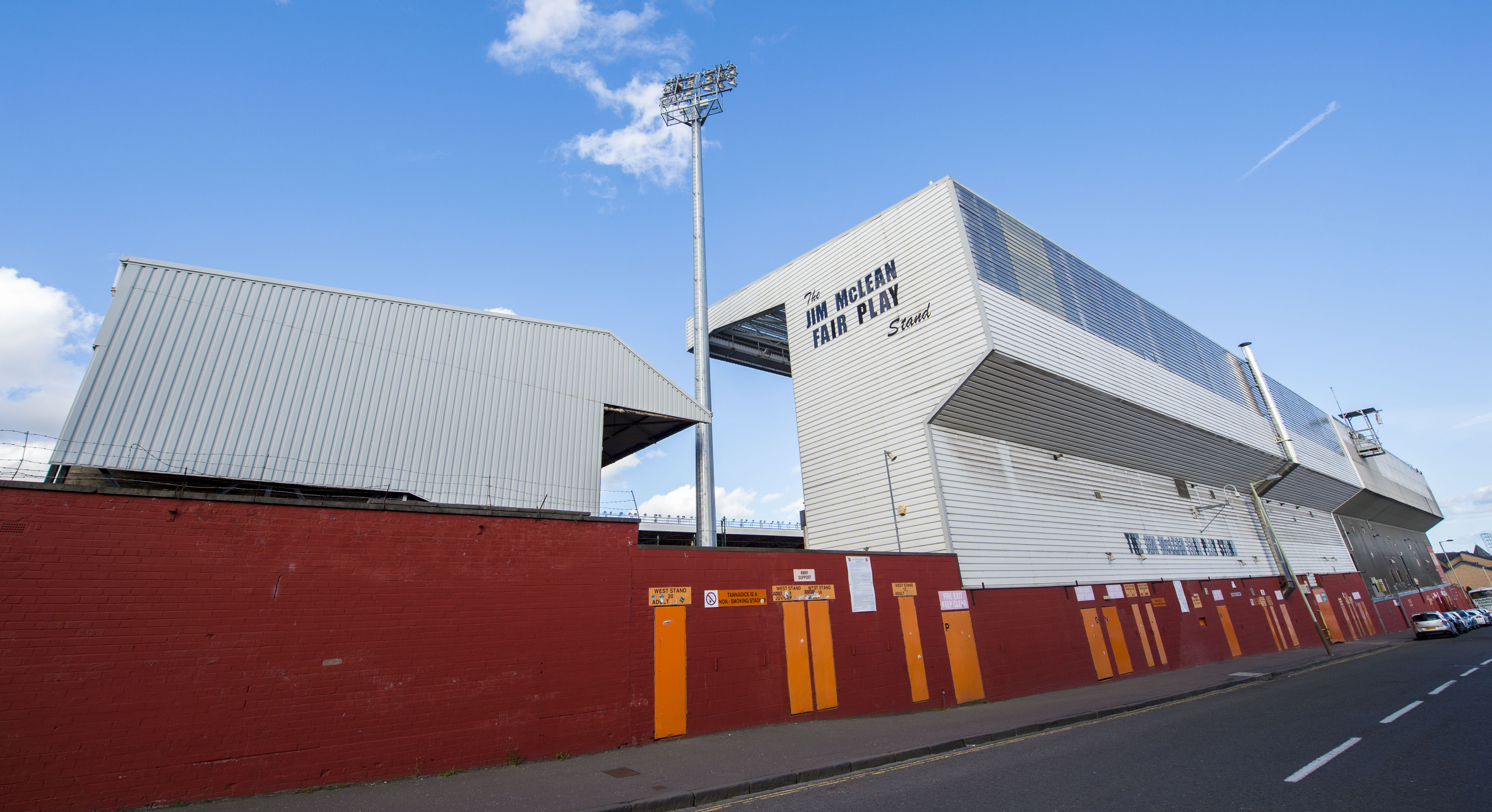 Fans of Dundee United are concerned, along with their Dens Park rivals Dundee.