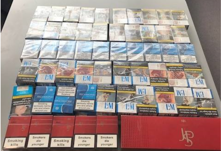 Tobacco has been seized after a joint operation between Police Scotland and Perth and Kinross trading standards.