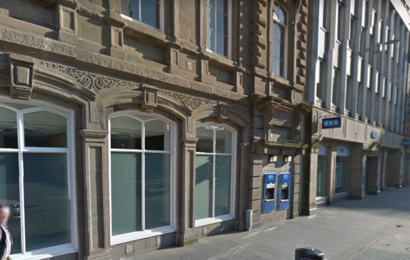The accused claims the groping at the TSB was a case of mistaken identity.