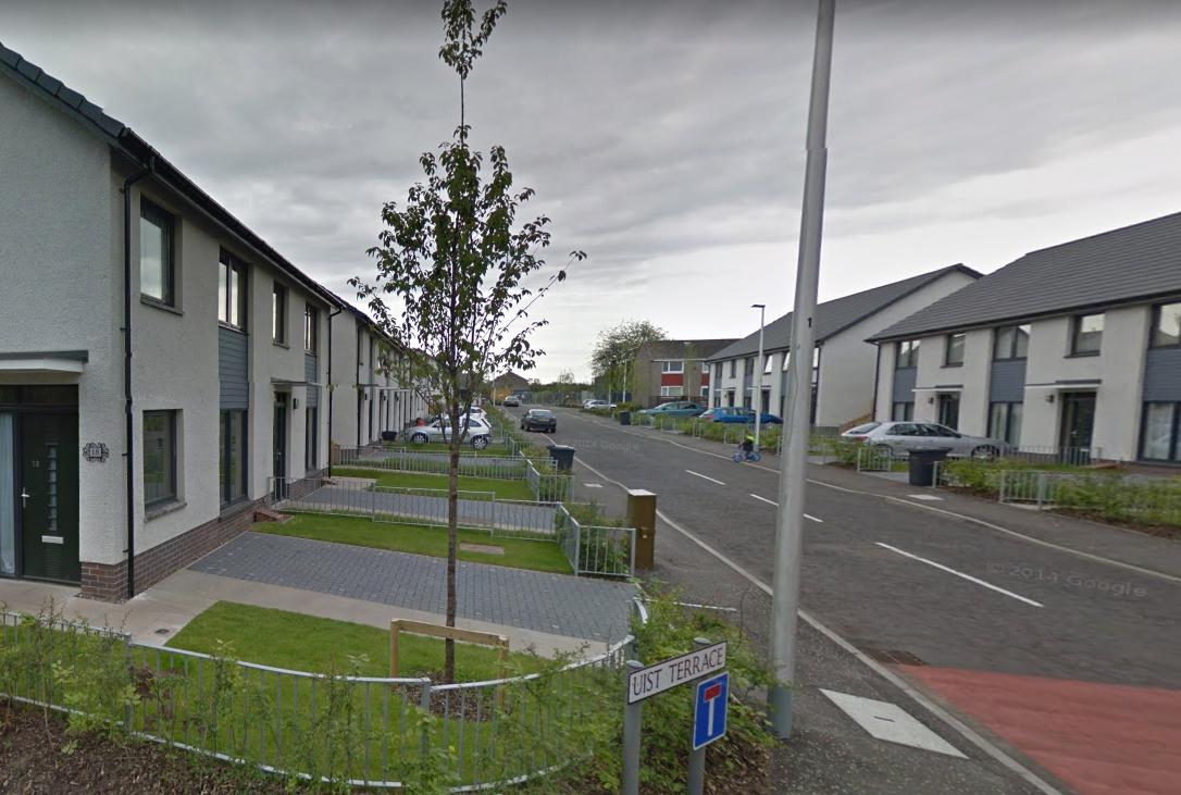 Uist Terrace, Dundee.