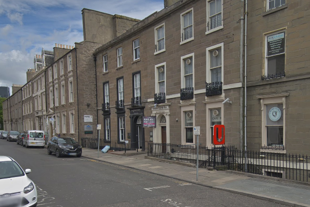 The alleged attack is said to have taken place in Underground nightclub