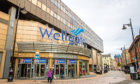 The offence allegedly took place in the Wellgate shopping centre.