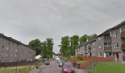 The offence took place at an address in Wiston Place