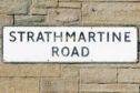 It's alleged was caught with a knife, saw and bladed items on Strathmartine Road. (File photo).