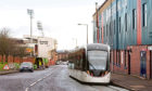 It's hoped the Trams will be a welcome addition to the city's transport network.
