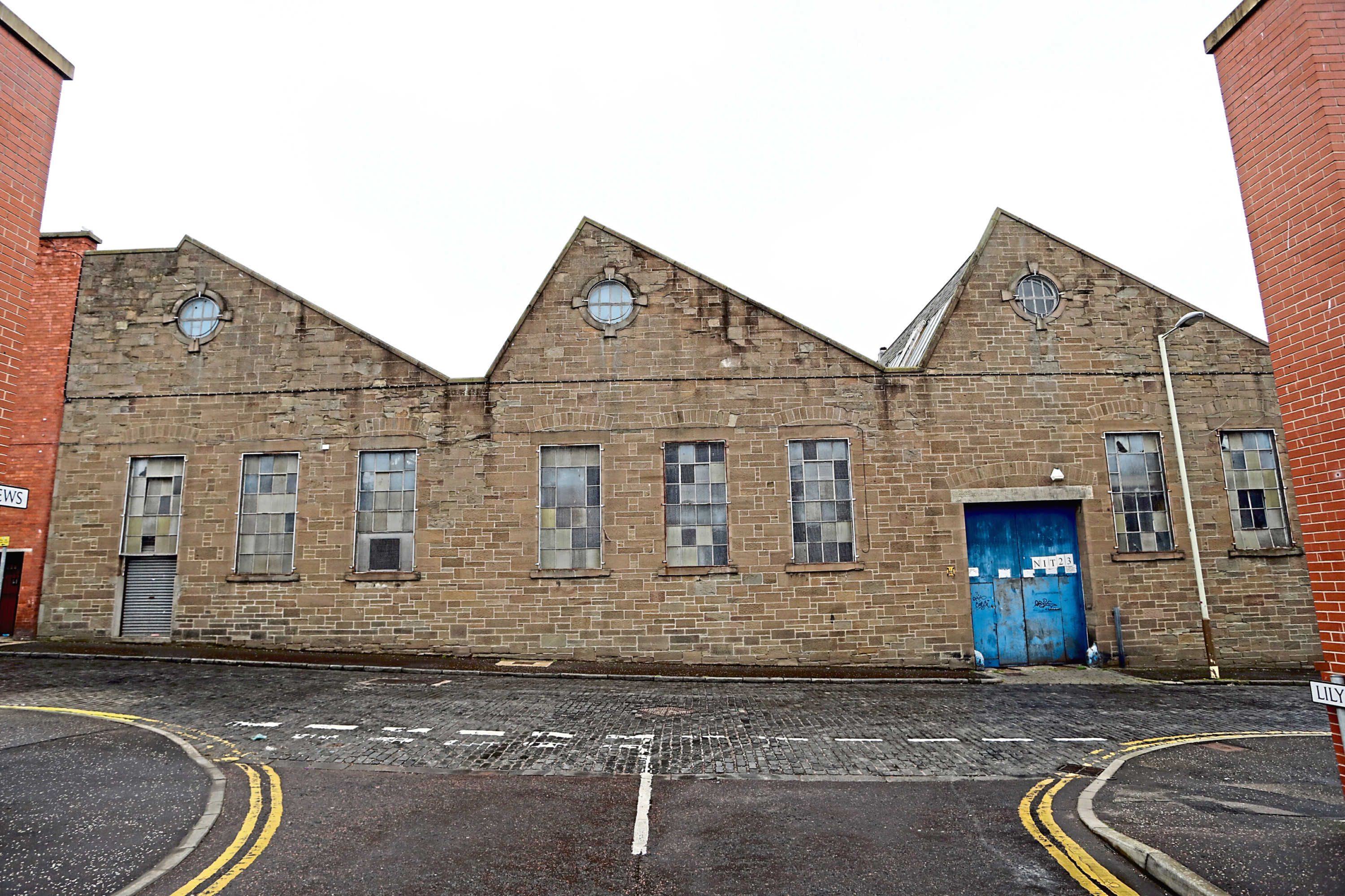 Unit 23 of the old Taybank Works in Morgan Street, Dundee