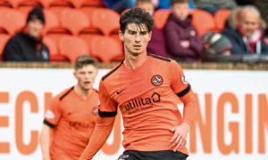 Ian Harkes reflects on whirlwind year at Tannadice ahead of Dundee United's clash with Morton
