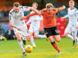 Peter Pawlett is expected to start for Dundee United tonight