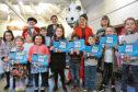 HMS Unicorn Schools Art Competition Winners