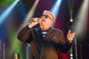 Lead singer Suggs is sure to be up front when Madness perform at the East Links in Montrose on August 24