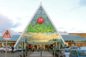 """At Asda, Milton of Craigie (above), 150 members of staff declined to move on to """"contract six"""", another 80 at Dundee West and 85 at the Kirkton store"""