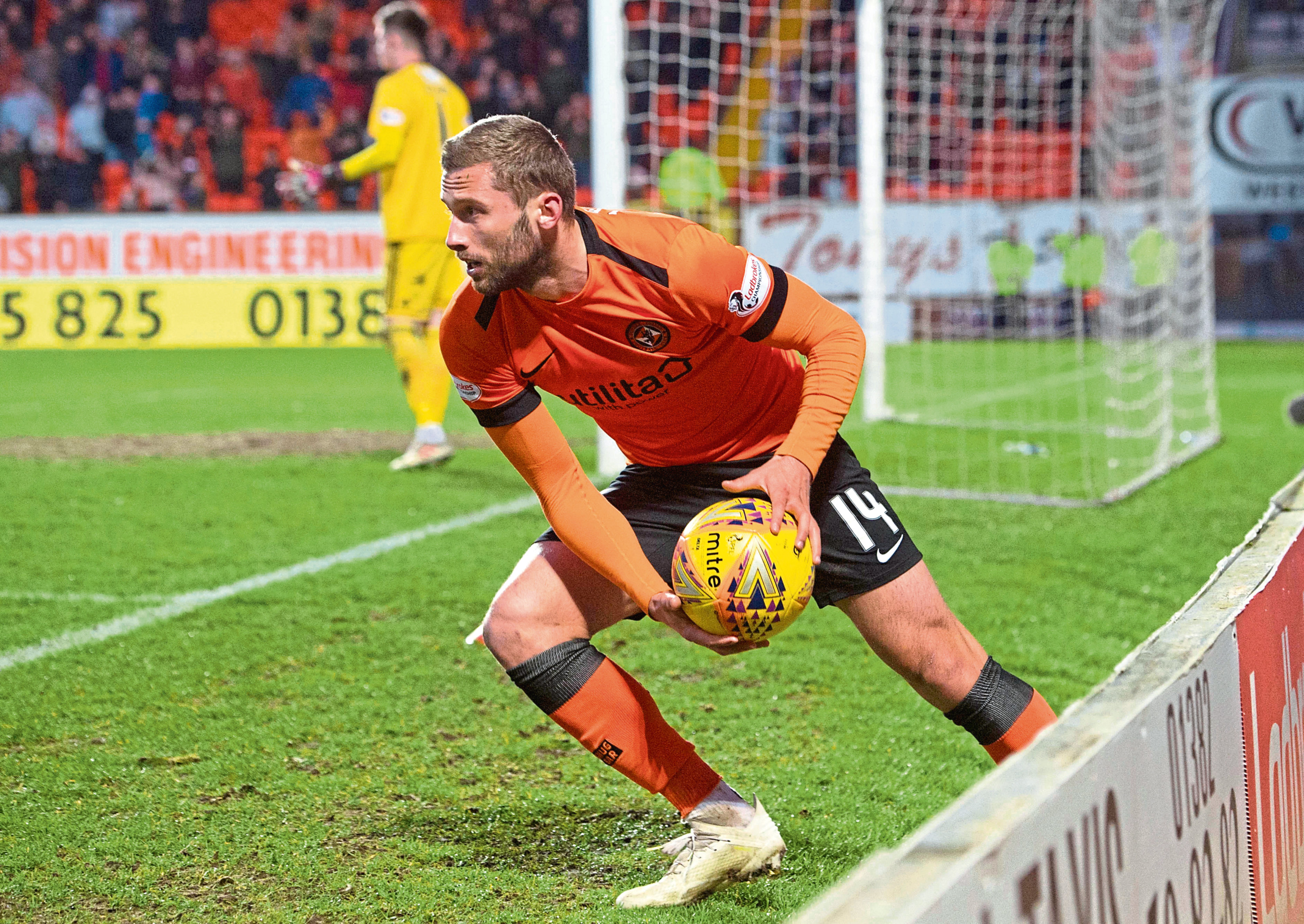 Dundee United are hoping to tie down Slovakian striker Pavol Safranko, on loan from Danes Aalborg, on a permanent deal.