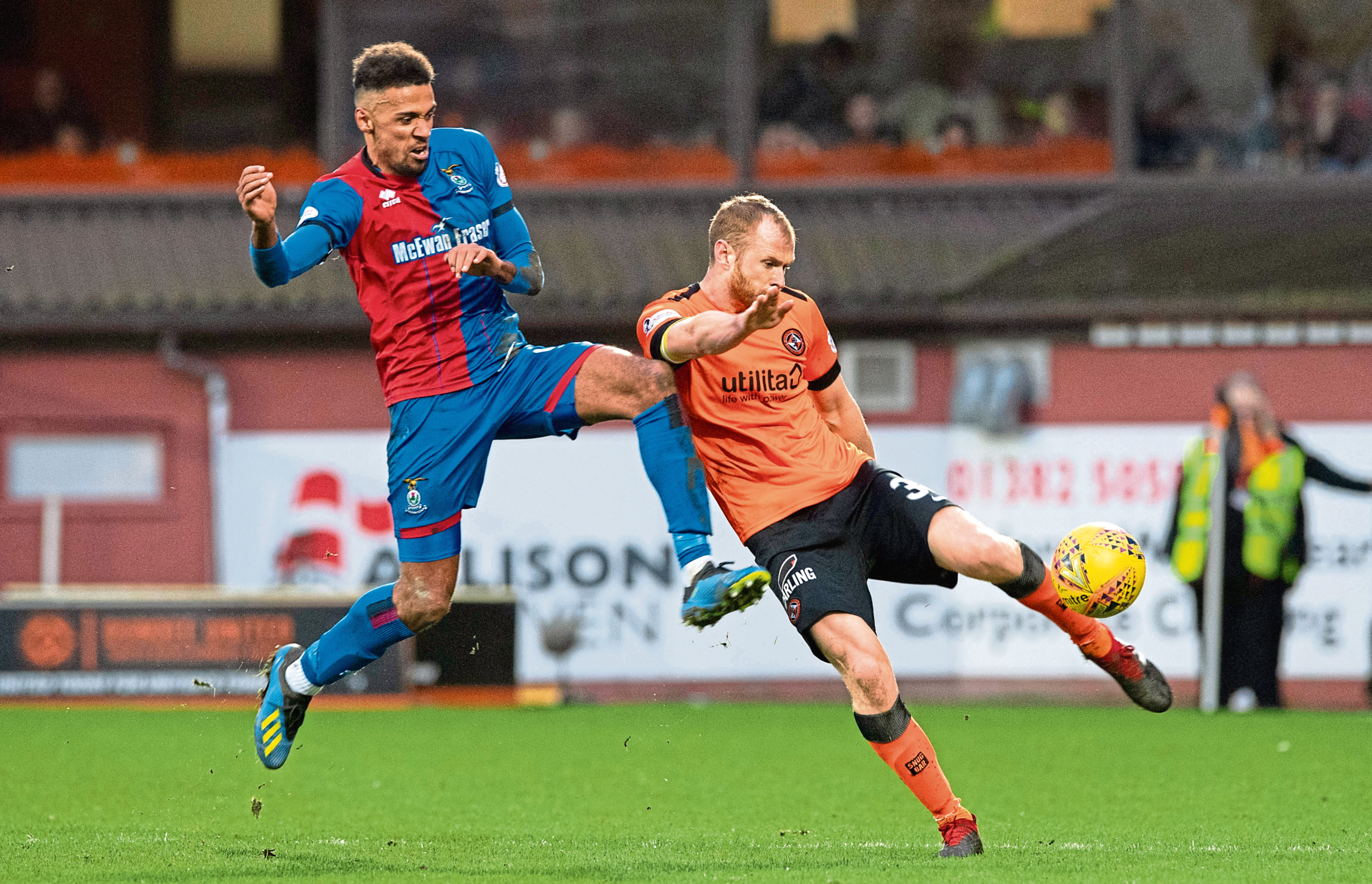 Mark Reynolds has been solid in defence for Dundee United since signing on-loan from Aberdeen in January and will make his move permanent in the summer.