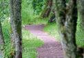 Nature reserve where Steven Donaldson's body was found