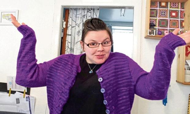 Fluph owner Leona Page