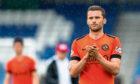 Dundee United's Pavol Safranko