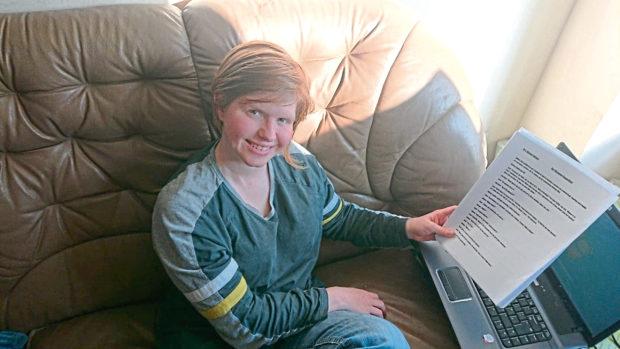 Writer Shauna Gauntlett