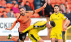 Dundee United had 12 shots on target in their 2-0 win over Falkirk on Saturday and will feel they could have scored more