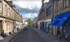 Bell Street, St Andrews (stock image)