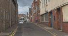 Guthrie Street, Dundee (stock image)