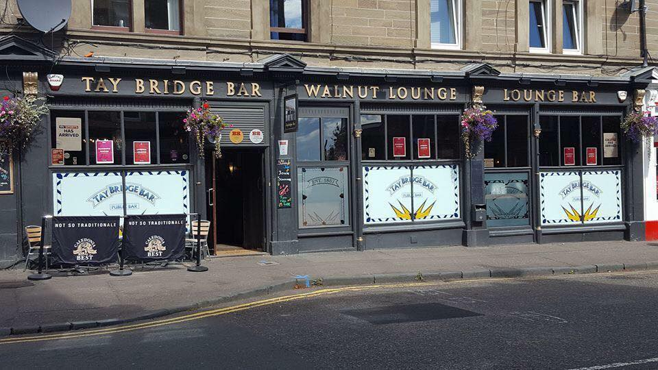 Taybridge Bar, Perth Road.