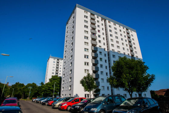 One of the robberies is alleged to have taken place in Bonnethill Court.