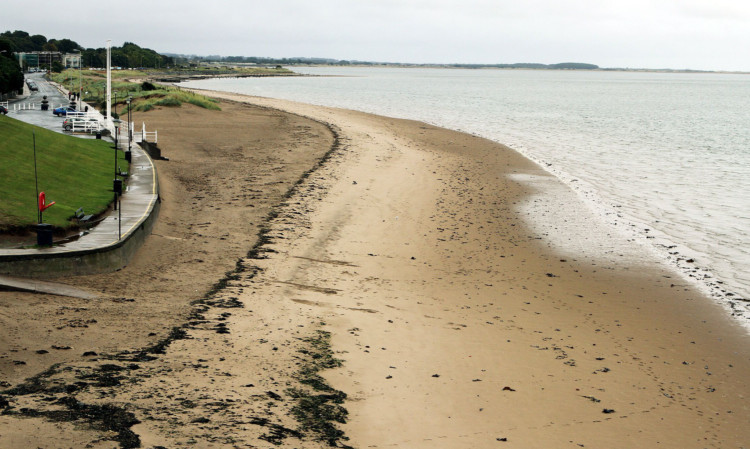 The event will take place on Broughty Ferry beach.