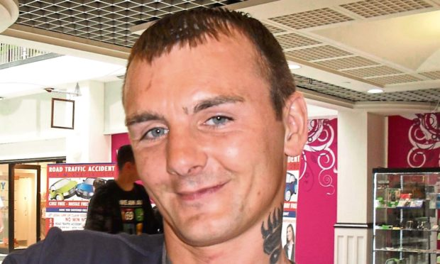 Murder victim Ronnie Kidd, who was stabbed to death by Gadecki.