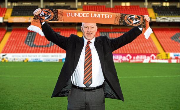 Dundee United owner Mark Ogren