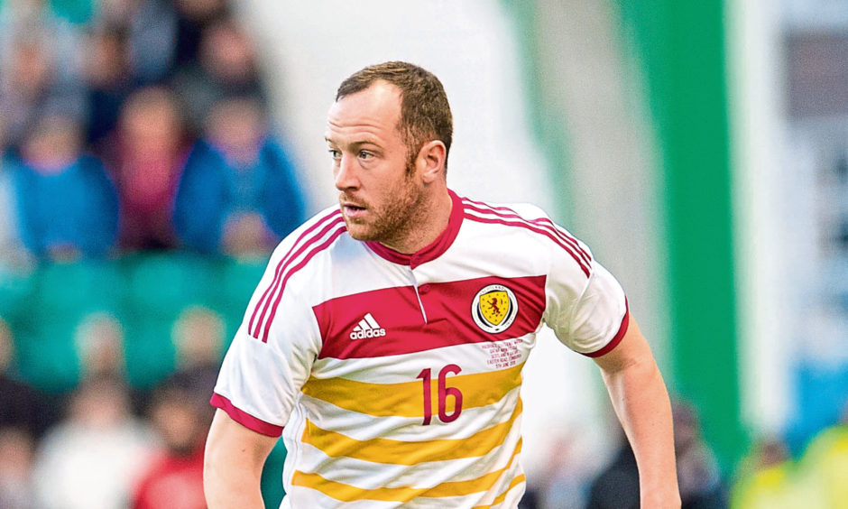 Charlie Adam has played 26 times for Scotland.