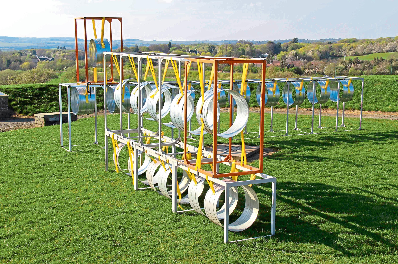 An art installation by Nadine Audrey Franz.