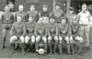 East Craigie Junior FC 29/10/1988.