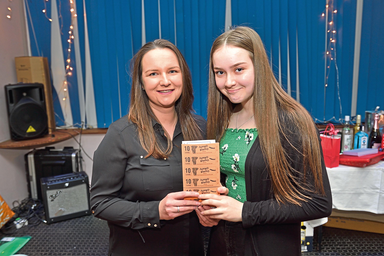 Donna Shaw (left) and Rachel Wolecki.