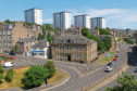 Dundee has the highest proportion of homes without a garden in Scotland.