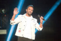 Craig David will play at the Caird Hall now, rather than Slessor Gardens.