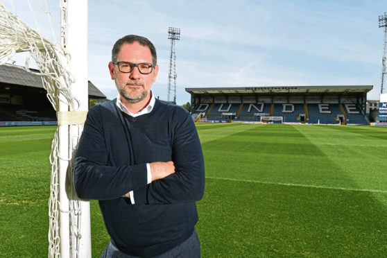 Dundee chief John Nelms has found himself at centre of controversy over vote
