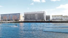 Victoria Dock, Dundee.