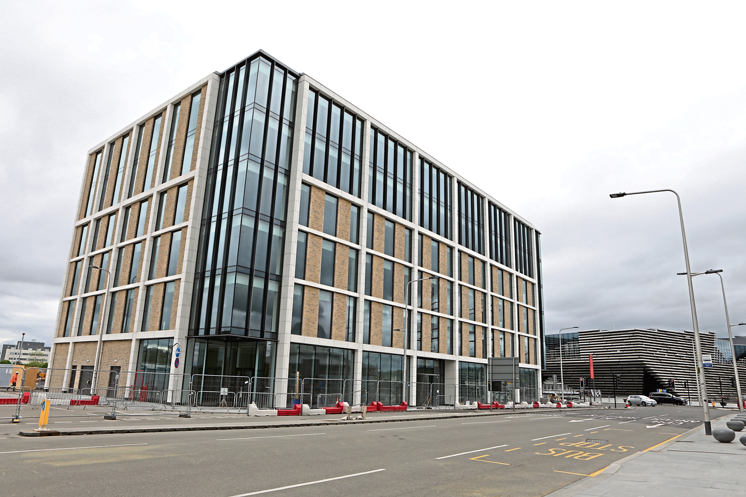 Thousands of pounds have been spent on maintaining the empty Earl Grey Building over 10 months.